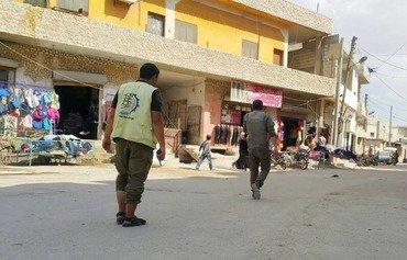 هيئة تحرير الشام تصادر الممتلكات الخاصة في إدلب السورية