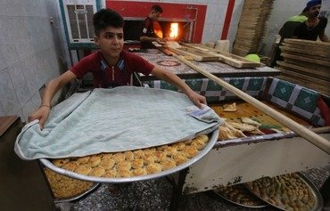 Eid traditions mark end of Ramadan in Iraq