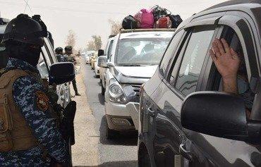 Al-Hawija's displaced to return home
