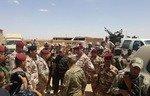 القوات العراقية تحفظ الأمن وسط الجدال السياسي عقب الانتخابات