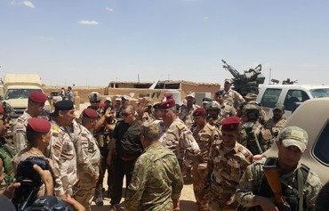Iraqi forces maintain security amid post-elections turmoil