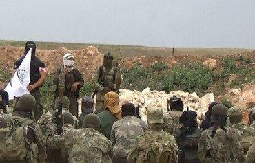 La bataille de Daraa se réchauffe alors que les extrémistes rejoignent la mêlée
