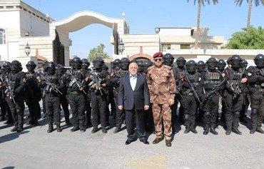 Ajansa Terorê ya Îraqî operasyonan li dijî şanyên DAIŞê zêde dike