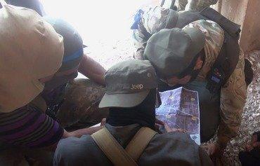 تحرير الشام تهاجم قواعد داعش في ريف إدلب