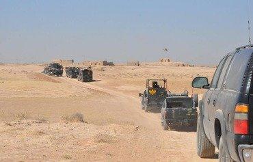 تدابیر امنیتی در روستاهای دوردست دیالی تشدید شد