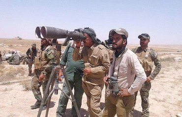 Tribal forces back ISIS hunt in Ninawa desert