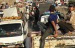 Les civils fuient Daraa face aux craintes de reprise des combats