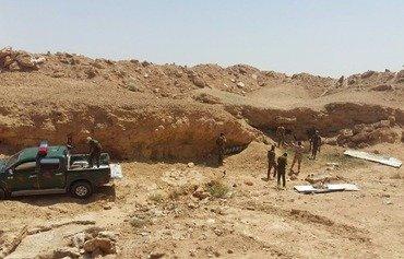 عشایر عراق به گروه های کوچک داعش در مناطق بیابانی انبار حمله کردند