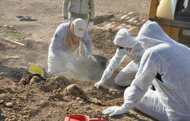 العراق يبدأ التحقيق في الأشخاص المفقودين في الموصل