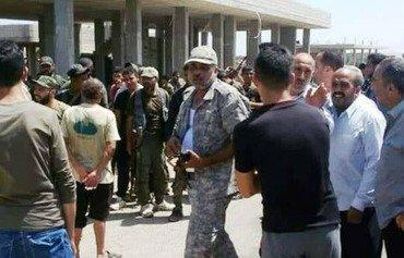 Rejîma Sûrî girekî stratîjî li Deraayê vedigerîne jêr kontrola xwe