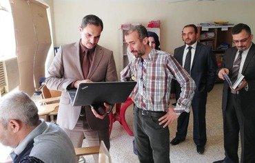 آغاز برنامه تواناسازی آوارگان داخلی در عراق