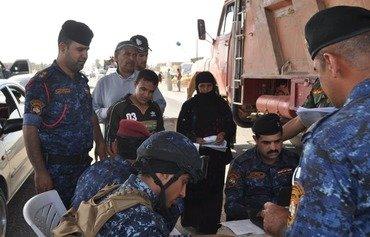 عملية عسكرية عراقية تعزز الأمن في الحويجة