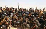 تشکیل یگان های اضطراری پلیس عراق در نینوا