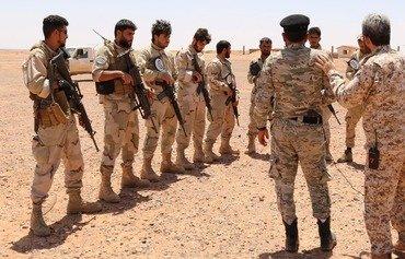مغاوير الثورة: قوة ضد داعش في المنطقة السورية الحدودية