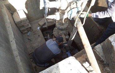 الشرطة النفطية العراقية تشدد تدابيرها لحماية الموارد الوطنية
