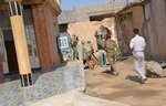 بیابان انبار دیگر پناه امنی برای داعش نیست