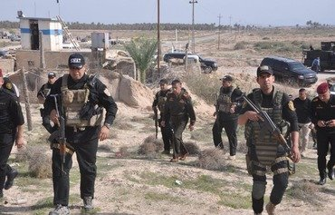 لە هەڵمەتێکی ئەمنیدا لە خانەقین 3 حەشارگەی داعش دەدۆزرێنەوە