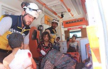 النظام السوري يستأنف قصف ريف إدلب
