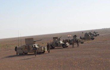 چندین رهبر بلندپایه داعش در منطقه مرزی عراق و سوریه کشته شدند