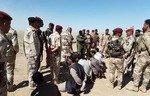 داعش داوا لە چەکدارە بیانیەکانی دەکات لە عێراق و سوریا هەڵبێن