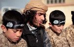 ISIS 'cubs' pose a present and future threat