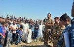 استقبال از بازگشت هزاران خانواده در استان صلاح الدین