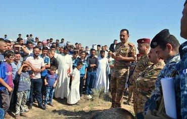 محافظة صلاح الدين ترحب بآلاف الأسر العائدة