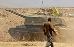 درگیری حزب الله و رژیم سوریه در دیر الزور