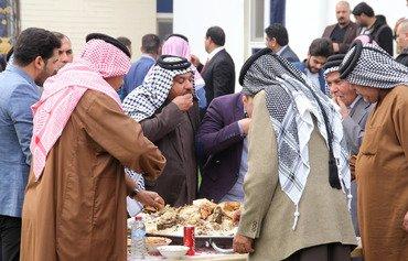 Anbar province reinstates mukhtar system