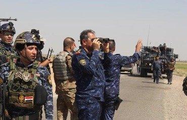 القوات العراقية تقتل  4 عناصر من داعش في الحويجة
