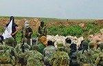 La tension se renforce les extrémistes unissent leurs forces à Idlib