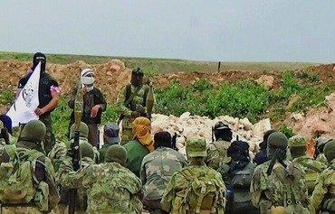 مع تصاعد التوترات، المتشددون يتحالفون في إدلب