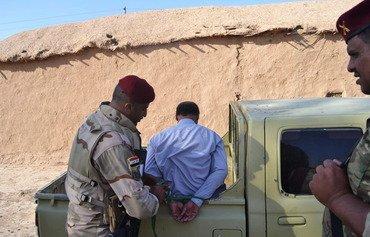 نیروهای عراقی شرایط امنیتی در بیابان نینوا را تقویت می کنند