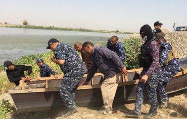 قوات عراقية مشتركة تقتل أربعة من فلول داعش في عملية بالشرقاط