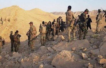 نیروهای عراقی کوهستان های تلعفر را از وجود بقایای داعش پاکسازی کردند