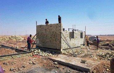 الرمادي تعيد بناء مجمع سكني لمحدودي الدخل بعد رحيل داعش