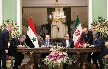 Iran seeks to corner Syria reconstruction market