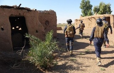 پۆلیسی عێراق 22 پاشماوەی داعش دەکوژن لە حەویجە