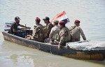 ISIS remnants cornered in Tigris river basin