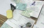 نیروهای عراقی افراد سلول تهیه اوراق هویت جعلی باقیمانده داعش را دستگیر کردند