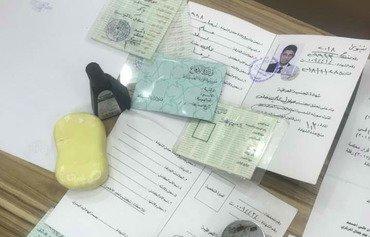 القوات العراقية تعتقل خلية تزور هويات لفلول داعش