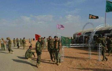 الحرس الثوري الإيراني يعزز وجوده في محافظة دير الزور السورية