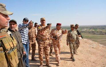 القوات العراقية تصد هجوما لداعش على الحدود مع سوريا