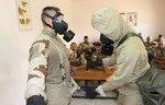 مدربون فرنسيون يعززون القدرات القتالية للقوات العراقية