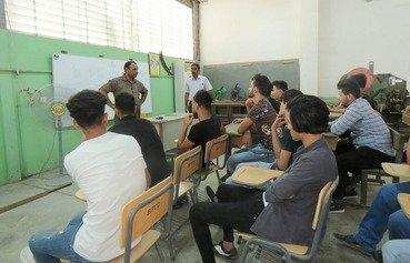 العراق يطلق مبادرة لتأمين فرص عمل للشباب بالمناطق المحررة