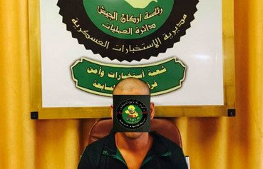 Iraqi intelligence dismantles ISIS sleeper cell in western Anbar