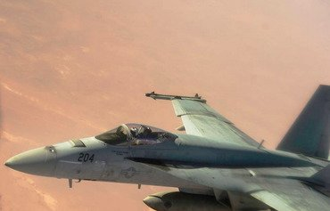 Coalition strike hits ISIS hideout near Kirkuk