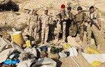 القوات العراقية تدمر مخزنًا غذائيًا ضخما لداعش بالأنبار