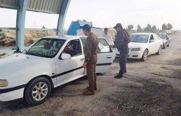 القوات العراقية تعتقل 10 متعاونين مع داعش بالشرقاط