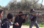 فصيل بجنوب سوريا يستهدف النظام والحرس الثوري الإيراني